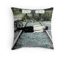 Dead Like Me Throw Pillow