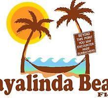 Playalinda Beach. by America Roadside.