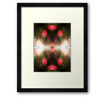 Spiritual Gateway Framed Print