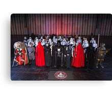 Winter Memorabilia - UK Garrison & Rebel Legion - Sunday Canvas Print
