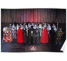 Winter Memorabilia - UK Garrison & Rebel Legion - Sunday Poster