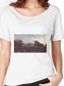 Washington DC Women's Relaxed Fit T-Shirt