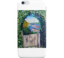 Arbor to the Harbor iPhone Case/Skin