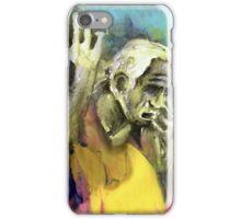 Contemplation Of Zeus iPhone Case/Skin