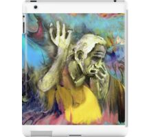 Contemplation Of Zeus iPad Case/Skin