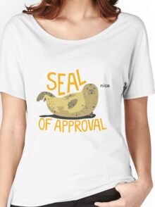 Seal of Approval Women's Relaxed Fit T-Shirt