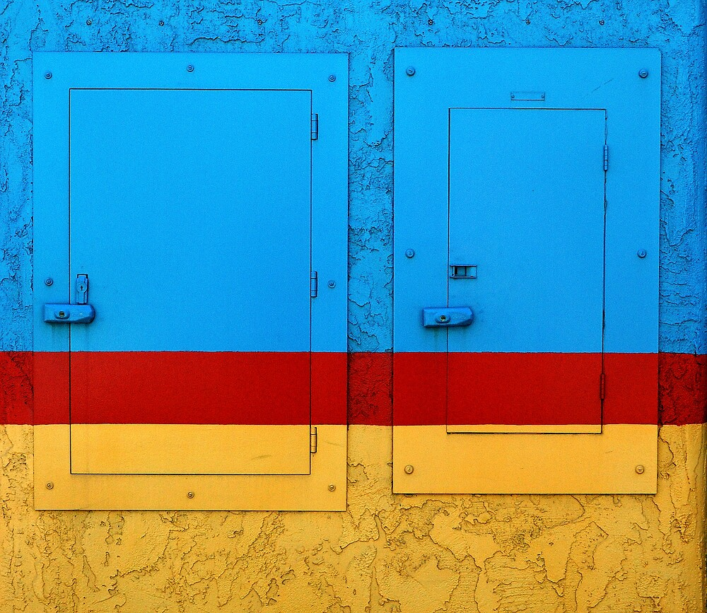 Circuit Breaker Boxes in Tucson, Arizona by fauselr