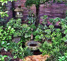 Zen Garden Duvet by GolemAura