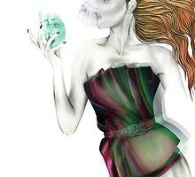 Masks by Natalia Agatte