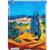 A Sunny Day in Provence iPad Case/Skin