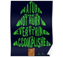 Everything is Accomplished. Poster
