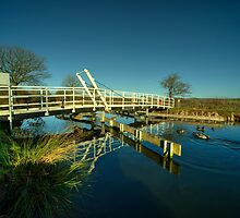 Dudleys Bridge  by Rob Hawkins
