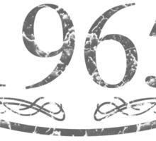Vintage 1965 Sticker