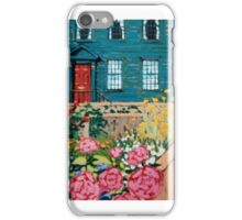 Willow Street Garden iPhone Case/Skin