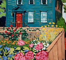 Willow Street Garden by WeAreViolet
