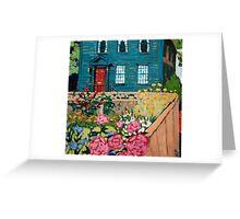 Willow Street Garden Greeting Card