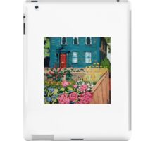 Willow Street Garden iPad Case/Skin