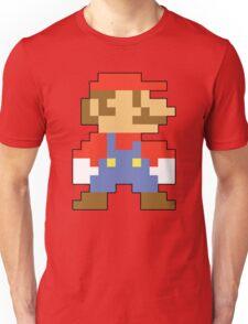 Super Mario 3D World Mario Sprite Unisex T-Shirt