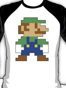 Super Mario 3D World Luigi Sprite T-Shirt