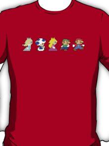 Super Mario 2D World T-Shirt