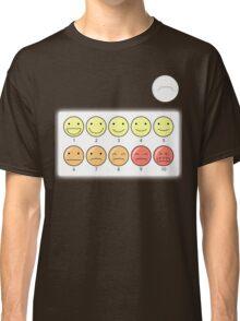 Healthcare Companion Pain Scale Classic T-Shirt