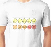 Healthcare Companion Pain Scale Unisex T-Shirt