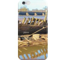 Skeleton Wreck iPhone Case/Skin