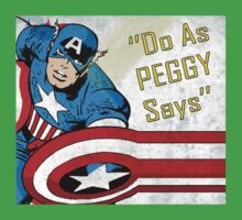 do as peggy says Kids Clothes