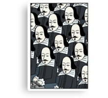 I don't think it will ever end Canvas Print