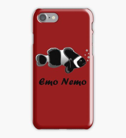 Emo Nemo iPhone Case/Skin