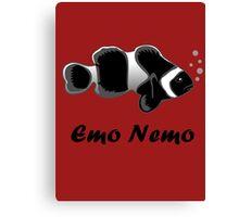 Emo Nemo Canvas Print