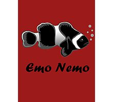 Emo Nemo Photographic Print
