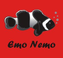 Emo Nemo by SwazzleSwazz