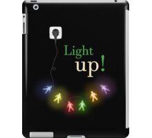 Glowing in the dark iPad Case/Skin