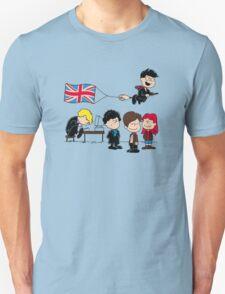 Brit Peanuts Unisex T-Shirt
