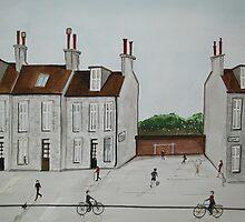 """Streetlife"" by Alan Harris"