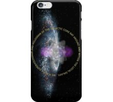 Galactic Core Consciousness iPhone Case/Skin