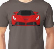 Red Ferrari LaFerrari Unisex T-Shirt
