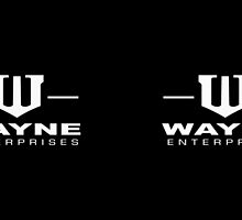 Wayne Enterprises Mug by Matthew Cutajar