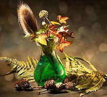 A Winter Bouquet  by Martina Fagan