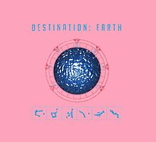 Destination Earth chevron symbols by vinainna