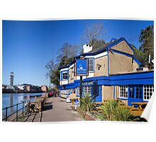 The Port Royal - Exeter Quays Poster