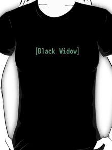 [Black Widow] T-Shirt