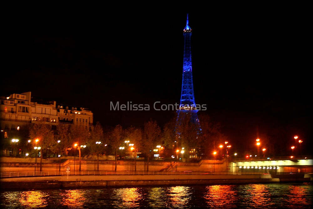 Eiffel Tower by Melissa Contreras