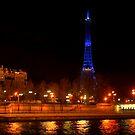 Eiffel Tower by Melissa Contreras