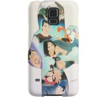 Mulan  Samsung Galaxy Case/Skin