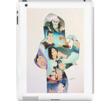 Mulan  iPad Case/Skin