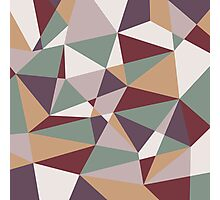 Abstract pattern 11 Photographic Print