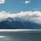 Lake Wakatipu by Ken Wright