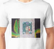Alligator And The Doughnut Bag Unisex T-Shirt